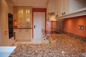 giallo fiorito granite with oak cabinets kitchens amwellkitchens co uk