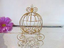 Cinderella Carriage Centerpieces by Carriage Centerpiece Ebay