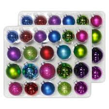 multicolored ornaments tree decorations target