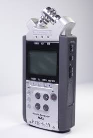 zoom h4n audio recorder operating guide help wiki