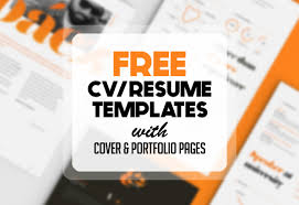 pages resume template free resume templates for 2017 freebies graphic design junction