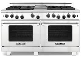 Cooktop With Griddle And Grill American Range Appliances Ranges And Ovens For Homes And Restaurants
