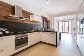 küche offen küche offen auf esszimmer stockfoto bild 47397792