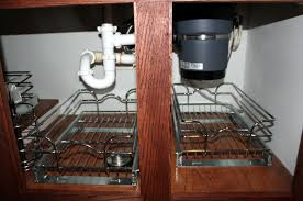 Under Kitchen Sink Pull Out Storage by March 2010 Lanailens