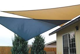 Sail Patio Cover Cover Your Outdoor Space With Shade Sails The Garden Glove