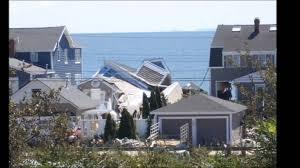 hurricane irene cosey beach east haven ct youtube