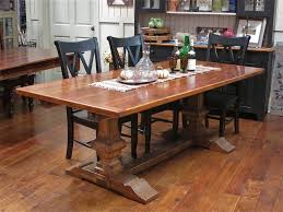 Craftsman Dining Table by Barnwood Dining Table Spaces Craftsman With Barn Boards Barn Wood