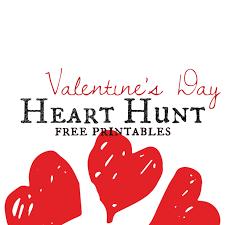 valentine u0027s day heart hunt traurigs in training