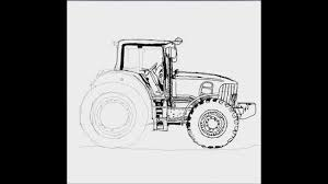 wrecked car drawing how to draw a car 07 john deere tractor car youtube