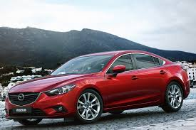 mazda saloon cars design chief talks about the new mazda6