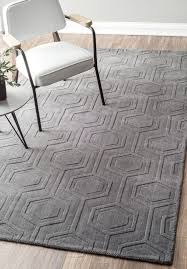 Grey Modern Rugs Excellent Best 25 Grey Rugs Ideas On Pinterest Bedroom Large In