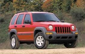 2004 jeep liberty mileage used 2004 jeep liberty mpg gas mileage data edmunds