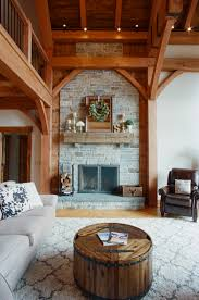Timber Frame Home Interiors The Latest From The Bald Hill Timber Frame Home Blog Great