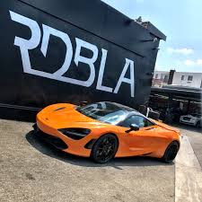 custom mclaren 720s rdbla u2013 worlds first modded mclaren 720s rdb la five star