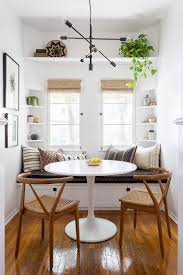 Just Home Decor This Modern Boho Dining Nook By Katie Hodges Design Balances Just