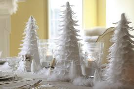 White Christmas Decoration Ideas by White Christmas Decorating Ideas Home Interior Ekterior Ideas