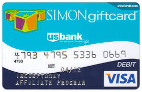 bank gift cards prepaid gift and cards detection