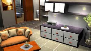 3d maya house interior visualisation 2009 youtube