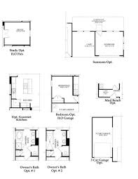 sun city floor plans baby nursery texas floor plans pulte homes floor plans plan