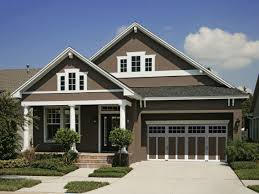 craftsman style house exterior schemes house style design