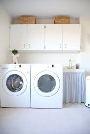 Laundry Room Storage Units by Decorating Reclaimed Wood Laundry Room Decor Along With Wicker