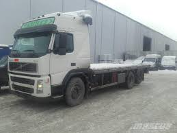 volvo commercial trucks for sale used volvo fm12 420 for parts flatbed dropside year 2005 for