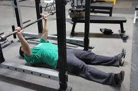 Legs Up Bench Press Floor Press Robertson Training Systems