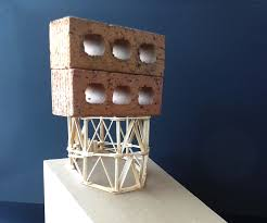 Toothpick House How To Make A Stable Toothpick Structure 4 Steps With Pictures
