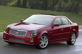 2006 cadillac cts overview cars com