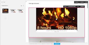 jasper template video sizing answers