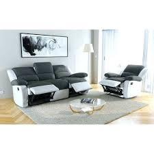 canape simili cuir 2 places ensemble de canapac 32 pvc noir et blanc canape et fauteuil ensemble canapac 3 places relax fauteuil relax