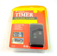 Intermatic 24 Hr Outdoor Timer by Exterior Light Timers