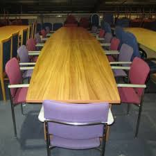 Sven Boardroom Table Ex Display Sven Ambus Boardroom Table Chrystal U0026 Hill Ltd