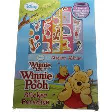 winnie the pooh photo album winnie the pooh sticker album stickers winnie the pooh