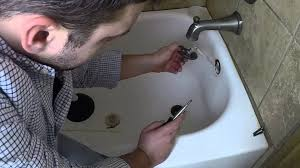 sink not draining but pipes clear how to unclog your bathtub drain in 5 minutes youtube