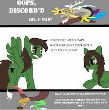 Meme Pony - discord d meme pony me by drgnluvr on deviantart
