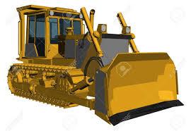 bulldozer vector stock photos u0026 pictures royalty free bulldozer