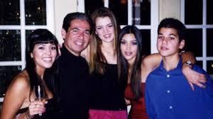 barbi benton and family khloe kardashian pays tribute to late father robert kardashian s