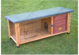 single rabbit hutches list details