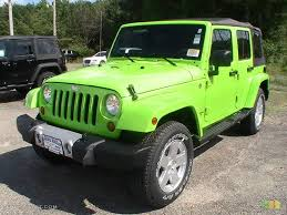 yup yup lo deseo gecko green jeep wrangler unlimited i choose