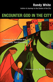 encounter god in the city onramps to personal and community