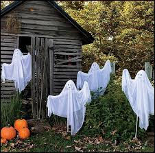 Backyard Haunted House Ideas Decorating Theme Bedrooms Maries Manor Halloween Decorations