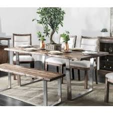 Mango Dining Tables Mandy Antique Mango Dining Table From Furniture Of America