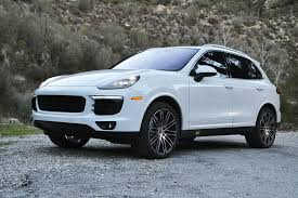 porsche cayenne white 2017 porsche cayenne review the luxury suv from porsche vehicle