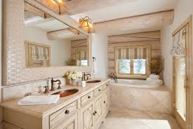 Rustic Cabin Bathroom - bathroom tile rustic bathroom furniture bathroom shower ideas
