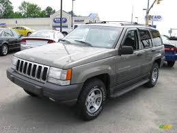 charcoal jeep grand cherokee 1996 charcoal gold satin jeep grand cherokee laredo 4x4 10499049