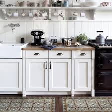 cuisine boheme chic tapis de cuisine inspirations