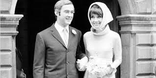 history of the wedding dress a visual history of the wedding dress business insider