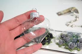clear glass ornaments bulk