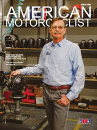 american motorcyclist april 2016 street by american motorcyclist